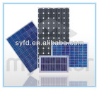 130W Thin Film Solar Cell with Built in Inverters