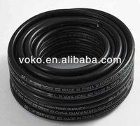10mm Black Gas Pipe PVC Hose