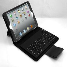 For IPad mini Case,Keyboard Leather Case For IPad mini