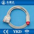 bionet tronc ecg câble pour 3 conduit