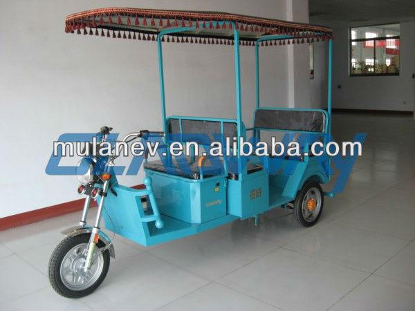 Tuk-tuk Electric Vehicles India Electric Tuk-tuk