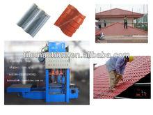 KB-125C full auto cement roof tile making machine