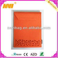 felt sleeve case bag for laptop(NV-F060)