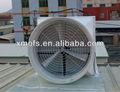 Résistant à la Corrosion en fiber de verre équipements / électrique turbine de toit ventilation / toit ridge ventilateur