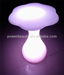 rechargeable top quanlity led bar table