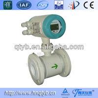 High quality electromagnetic peak flow meter CE/TUV/BQC approved