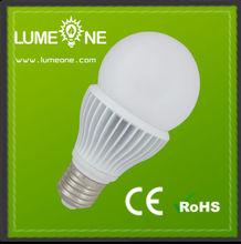high quanlity A60 8w aluminum bulb