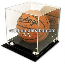 acrylic basketball display stands