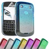 Wholesales raindorp plastic cover for blackberry 9900 case