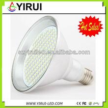e17 base led bulbs par38 12w spot led SMD 3528 156pcs,AC100-240V,with CE,ROHSapproval, in factory promotion price