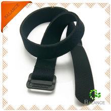 suitcase elastic velcro band strap/velcro buckle strap