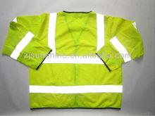oil field work reflective garment