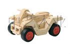 funny mini wooden kids toy model motorbikes