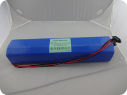 electric motorcycle lifepo4 battery pack 36v 20ah