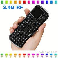 2.4G RF,l42 for mini handheld bluetooth wireless keyboard touchpad