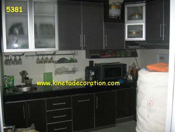 Kitchen set, wardrobe, backdrop, bed multiplek 18mm