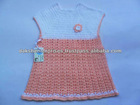 Baby Girl hand knitted Dress
