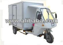 Three Wheel Cargo Vehicle