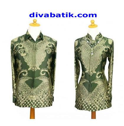 Baju Batik Sutra