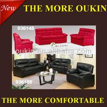 Portable Modern leather sofa/sofa furniture/home office furniture 828408 garden furniture patio furniture corner sofa