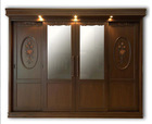 Luxury Teak Wood Wardrobes