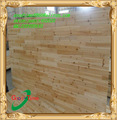 Dedo articulado laminado de madera de pino / el panel / cartón de china