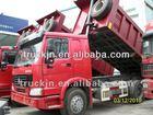 diesel tipper truck/tipper truck hydraulic cylinder/tipper truck cylinder/tipper truck trailer/howo 3 axles dump truck
