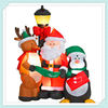 2013 wholesale cheap outdoor christmas inflatables