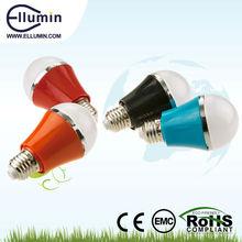3w 5w 7w 9w 12w e27/e14 base led bulb