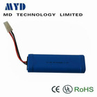 High temperature ni-cd sc 1300mah 7.2v nicd rechargeable battery