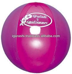 inflatable pvc beach ball toy round shape bounce kick play fun
