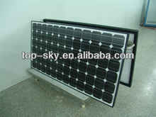 price per watt solar panels with CE,TUV,ETL certificated