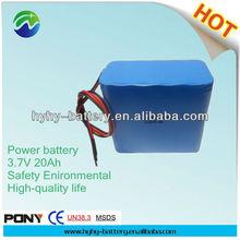 for laptop, mobile phone lifepo4 36v 20ah battery