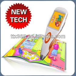 2014 new education video calendar book design