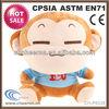 Wholesale toy from china mini plush monkey keychain