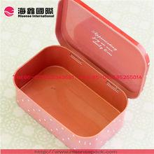 wholesale pencil tin box manufacture