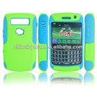 bright color case for Blackberry 9700 smart case