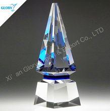 Visual Sense Of Beauty Drill Crystal Award