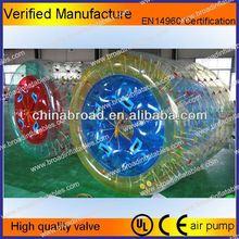 water playing 1mm PVC 2.4x2.6m light water barrel