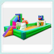 FT21 inflatable pool basketball hoop