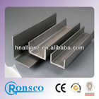 Jis Aisi 316l Stainless Steel C Channel/u Profile