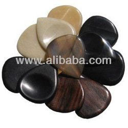 Buffalo Horn Guitar Picks