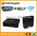Receptor de satélite digital china aml8726-mx dual core um 9,4.2.2 android wifi xbmc dlna caixa de tv