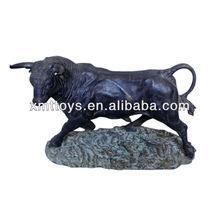 resin water buffalo statue