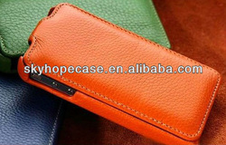 Simple Style PU Shell for Mobile Phone
