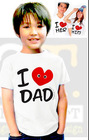 Print screen T-shirt for family and for kid