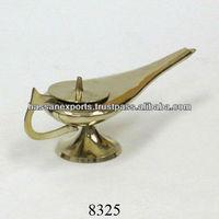 Brass Aladdin Magic Lamp