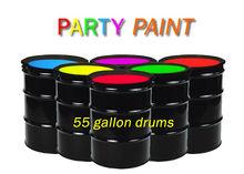 Bulk UV Glow Paint for Paint Parties