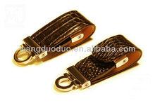 custom-made leather usb flash drive, customize leather usb flash drive, usb flash drive leather in customization