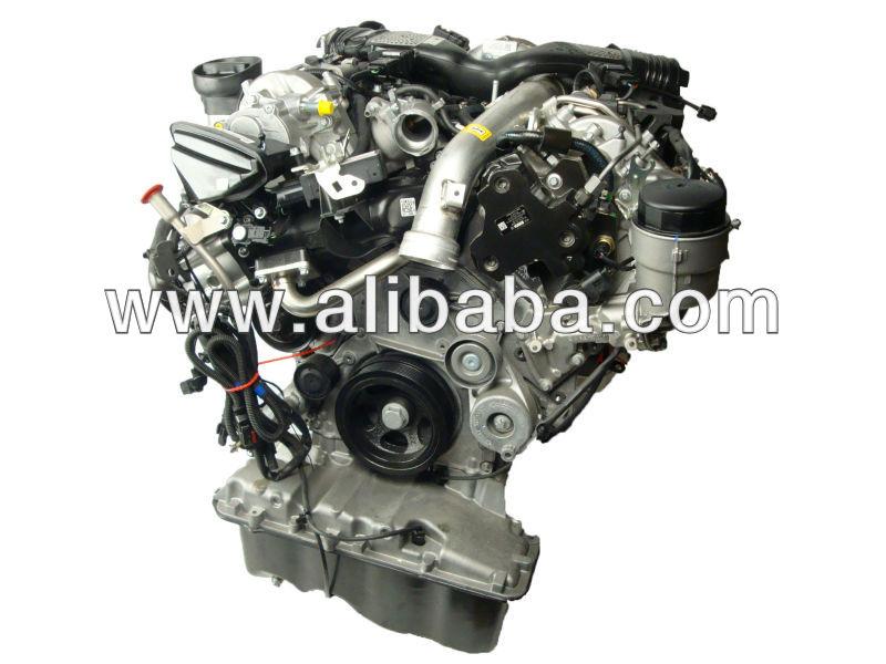New engine Mercedes 3.0 V6 OM642-